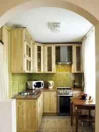 elegant shaped kitchen design ideas