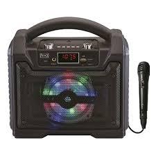Портативная акустическая система <b>MAX MR 372</b> — купить в ...