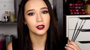 Топ кистей для макияжа до 1000 рублей - YouTube