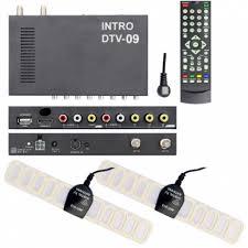 <b>Автомобильный цифровой TВ-тюнер Incar</b> DTV-09
