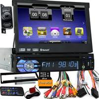 Wince <b>1 din Car</b> DVD GPS Player