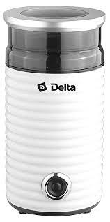 <b>Кофемолка</b> электрическая 160 Вт <b>DELTA DL</b>-<b>94K</b> белая — купить ...
