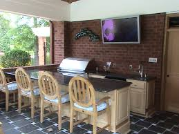 Countertop For Outdoor Kitchen Outside Kitchen Outdoor Kitchen Granite How To Anchor An Outdoor