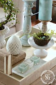 images ottoman tray decor