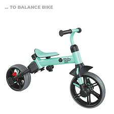 <b>Yvolution</b> Y <b>Velo Flippa</b> 4-in-1 Toddler Trike to Balance Bike | Ages ...