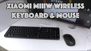 Набор беспроводных Keyboard & <b>Mouse</b> от <b>MIIIW</b> (<b>Xiaomi</b> ...