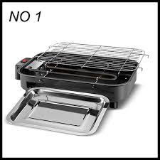 Korean <b>Electric</b> Grill Griddles Barbecue <b>Indoor</b> Portable ...