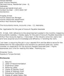 sample accounting resume cover letter   seangarrette coresume cover letter examples yahoo sample account payable associate cover letter    sample accounting resume cover letter