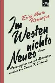 Купить книгу Im Westen nichts Neues (Erich Maria Remarque, Эрих ...