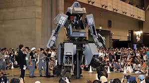 KR01 Caracas mechanize robo