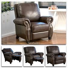 room ergonomic furniture chairs: leather recliner sofa chair lounge ergonomic furniture fabric home modern room