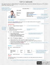 top cv mistakes how to write the perfect cv cv mistakes jpg
