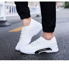 Fashion <b>Spring</b> & <b>Autumn Men's</b> Board Single Shoes Mesh Air ...