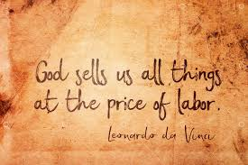 <b>God</b> sells us all things at the price of labor - ancient Italian artist ...
