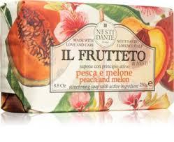 Nesti Dante <b>Il Frutteto Peach</b> and Melon натуральное <b>мыло</b> | notino ...