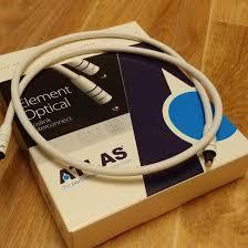 <b>Кабель оптический Atlas Element</b> Optical 1м – купить в Москве ...
