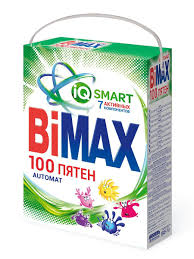 <b>Стиральный порошок Автомат</b>, 100 пятен 4 кг <b>BIMAX</b> 6386848 в ...