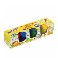 <b>Пальчиковые краски Юнландия</b> 4 цвета   Отзывы покупателей