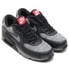 nike air max 90 essential black grey woven 1 black grey nike air