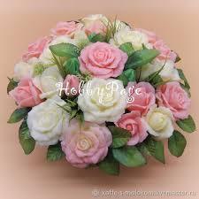 <b>Набор силиконовых форм</b> Букет с Южной розой – купить на ...