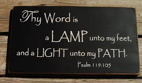 Image result for clipart for God's Word is a lamp unto my feet and a light unto my path