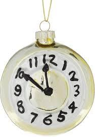 """<b>Украшение новогоднее</b> подвесное <b>Winter Wings</b> """"Часы"""", 8 х 8 х 4 ..."""