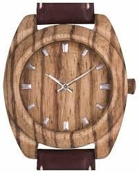 Наручные <b>часы AA</b> Wooden <b>Watches</b> S4 Zebrano — купить по ...