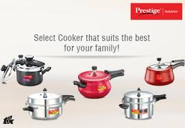 Buy <b>pressure</b> cookers online at best price : Prestige Xclusive