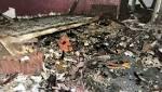 'Arson' attack on derelict Fylde farm building
