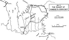 Poche de Kamianets-Podilskyï
