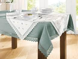 <b>Скатерть</b> на кухонный стол: фото и шитье своими руками