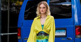 <b>New</b> York <b>Fashion</b> Week Street <b>Style</b> Color Trends 2020
