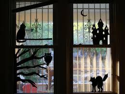 love halloween window decor: view halloween window decoration ideas amazing home design fancy on halloween window decoration ideas architecture