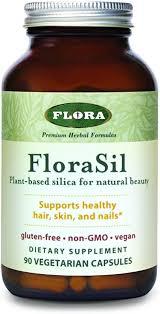 FloraSil Plant Based Silica Supplement - 90 Vegan ... - Amazon.com