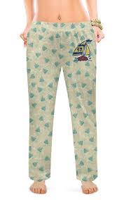 Женские пижамные штаны <b>Кораблик</b> #2644219 по цене 1 319 ...