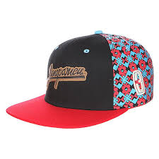 Купить <b>бейсболку запорожец 3</b> Logo снеп Black/Red в интернет ...
