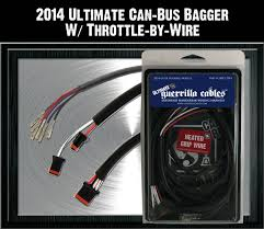 bagger wiring harnesses by guerrilla cables guerrilla cables ultimate can bus 2014 bagger harness part 24015 2014