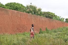 Image result for walls of benin