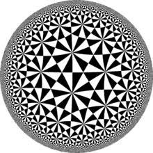 <b>Группа</b> треугольника (<b>2,3</b>,7) — Википедия