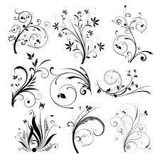 Floral <b>Ornaments</b> Images | Free Vectors, Stock Photos & PSD