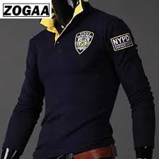 <b>Zogaa</b> 2018 <b>Hot Sale Men</b> Polo Shirt Turn down Collar <b>Mens</b> Polo ...