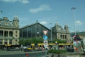 Gare de Budapest-Nyugati