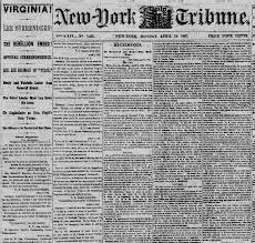 「newyork tribune 1886」の画像検索結果