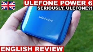 <b>Ulefone Power 6</b> Review: What a disappointment! (English) - YouTube