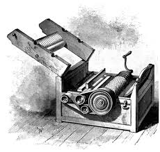 key inventions of the industrial revolution thinglink the cotton gin removes seeds from cotton fiber faster production