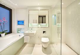 contemporary bathroom light fixtures with single sink ambient lighting fixtures