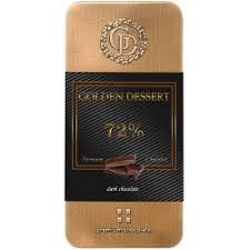Отзывы о <b>Горький шоколад Golden Dessert</b> 72% какао