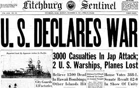 pearl harbor yesteryear once more fitchburg