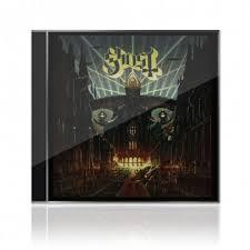 <b>Meliora</b> | CD | <b>Ghost</b> merch