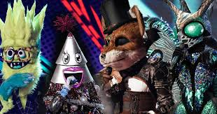Masked Singer Reveals Face from Massive Music Act | toofab.com